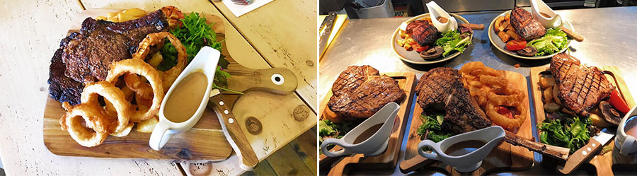 The Ashville Steakhouse - Steakhouse restaurant in Southville